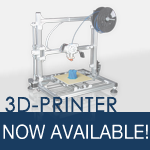 3D Printer coming soon