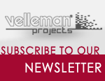 Velleman Projects Newsletter