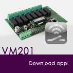 VM201 app download