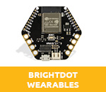 BrightDot wearables