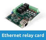 Ethernet Relay card