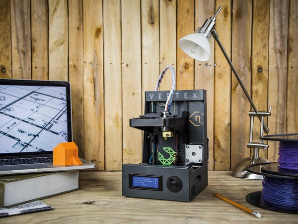VERTEX NANO - monteeritud 3D printer