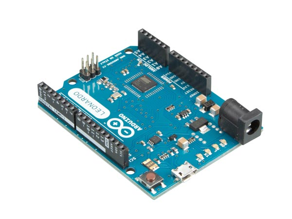 Arduino Leonardo (+ Headers)