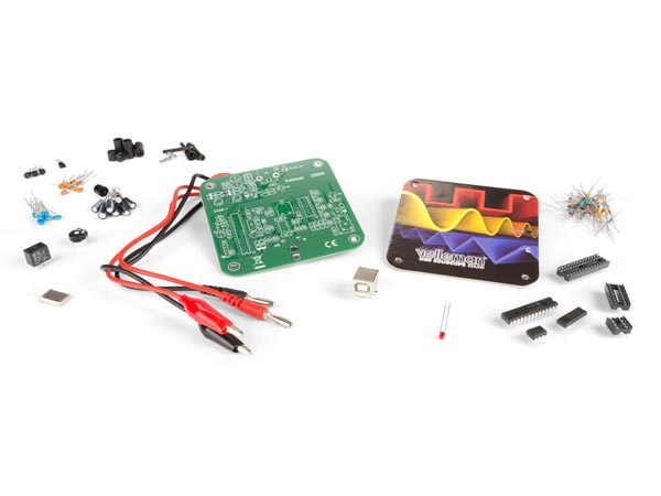 Educational Pc Oscilloscope Kit