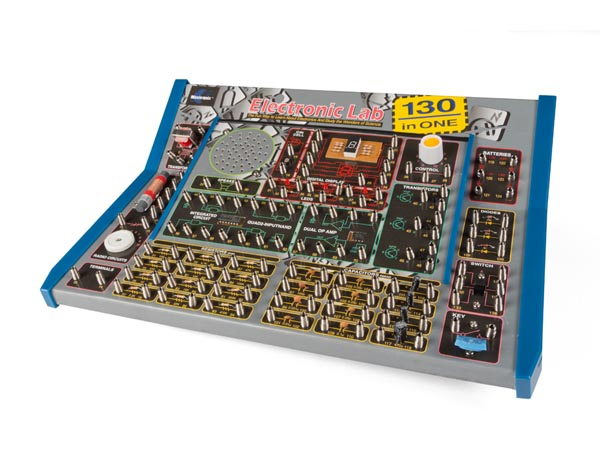 Electronic Lab Instruments : Printable version el electronic lab kit in
