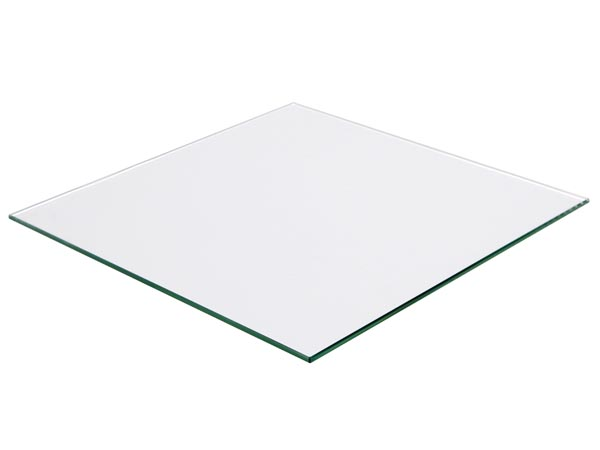 Glass Panel For 3d Printer (200x200x3mm)