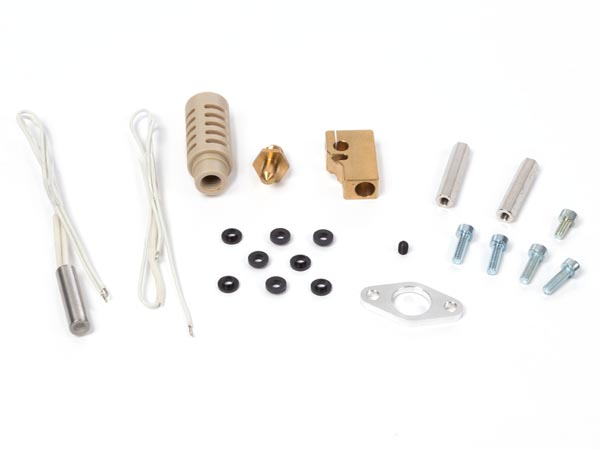 Velleman Kits Hot8400 Sp Hotend Assembly Sparepart Set