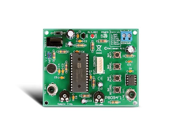 Extended Record / Playback Module