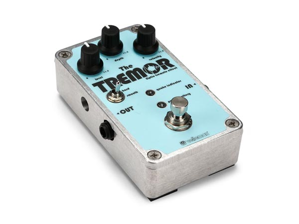 Velleman Kits K8110: THE TREMOR - OPTICAL TREMOLO GUITAR