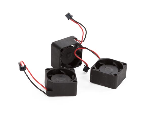 COOLING FAN SPARE PART SET 1 FOR VERTEX DELTA 3D PRINTER (PRINT HEAD)