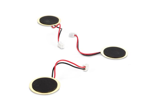 PIEZO SENSOR SPARE PART SET FOR VERTEX DELTA 3D PRINTER - 3 pcs
