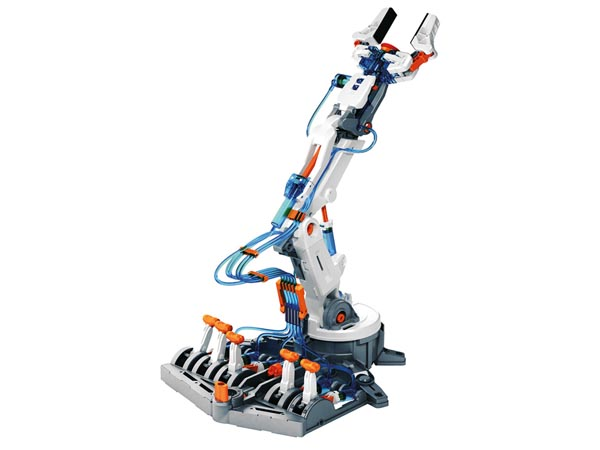 KSR12: HYDRAULIC ROBOTIC ARM – Velleman – Wholesaler and