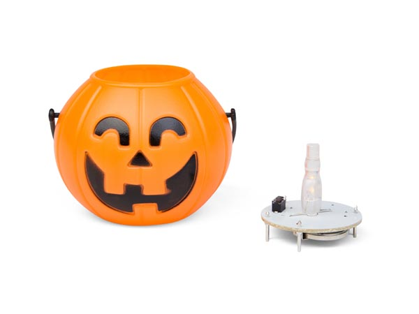 HALLOWEENi latern ( LED ) ( konstruktor )