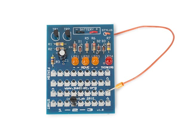 Madlab Electronic Kit - 1-2-3