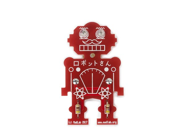 Madlab Electronic Kit - Mr. Robot