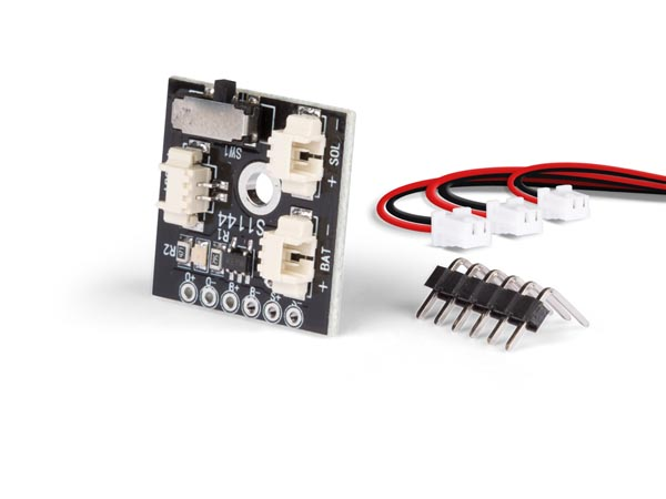 Li-ion Battery Charger Board