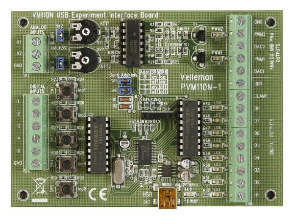 USB Interface Card