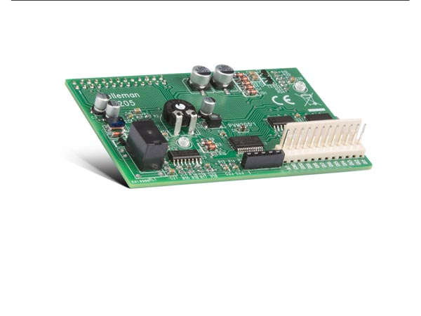 Oscilloscope And Logic Analyzer Shield For Raspberry