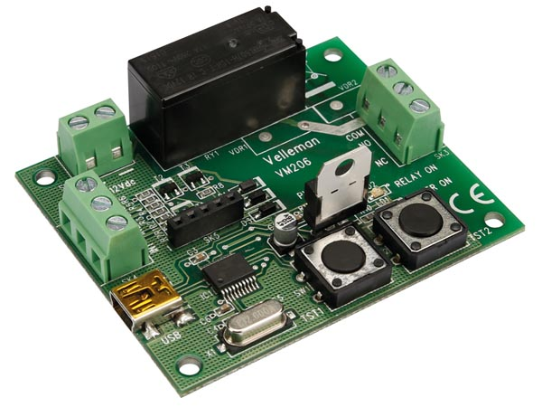Universal Timer Module With USB Interface