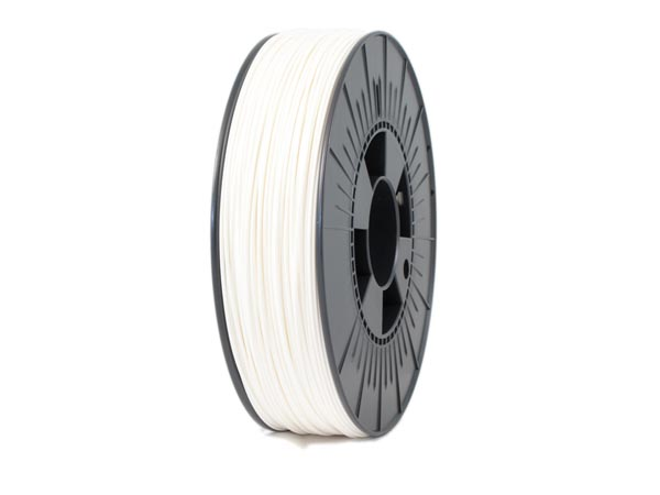 """1.75 Mm (1/16"""") Abs Filament - White - 750g"""