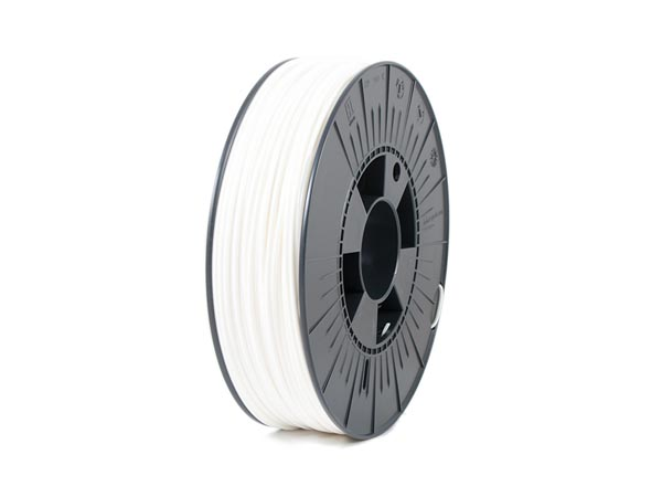 """2.85 Mm (1/8"""") Abs Filament - White - 750g"""