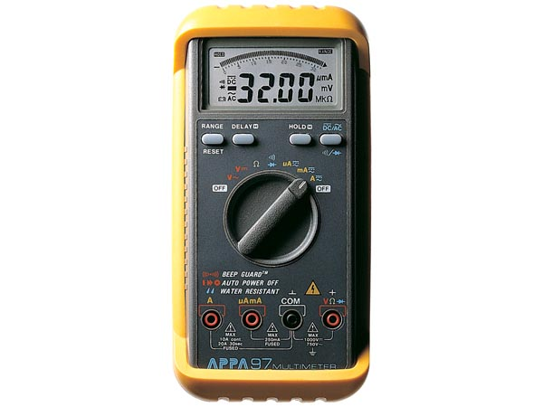 Appa 97r Rugged Industrial Meter