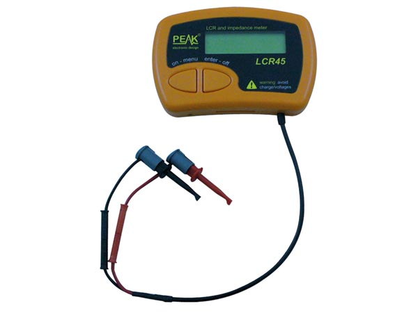LCR AND IMPEDANCE METER