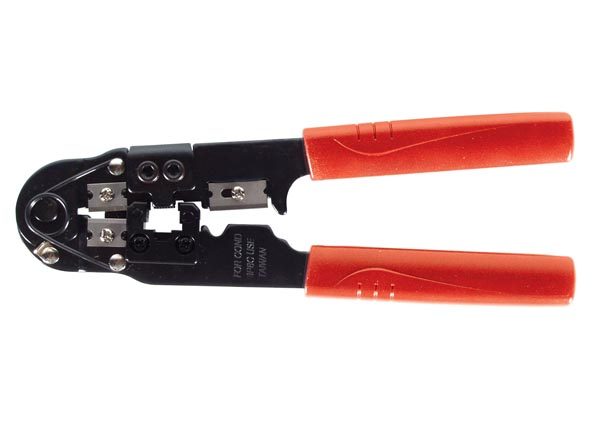 CRIMPING TOOL FOR MODULAR CONNECTOR 8P8C (RJ45)