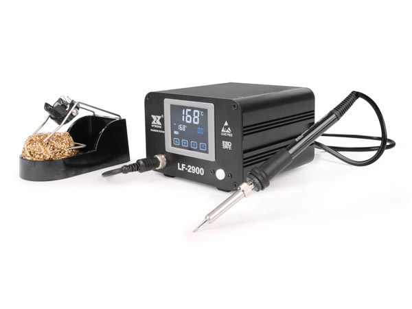 TEMPERATURE CONTROLLED LCD SOLDERING STATION - 100 W