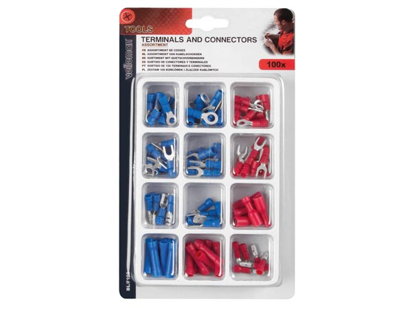 Assortiment De 100 Cosses