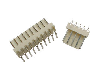 BOARD TO WIRE CONNECTOR 90° - MALE - 10 CONTACTS