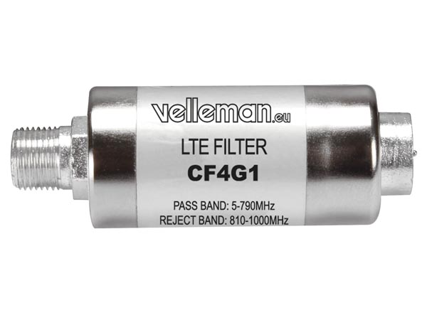 4G/LTE FILTER F CONNECTOR