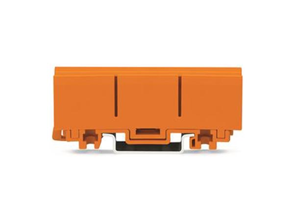 MOUNTING CARRIER - FOR SINGLE- AND DOUBLE-ROW CON. - 2273 SERIES - FOR DIN-35 RAIL MOUNTING/SCREW MOUNTING