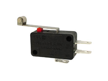 MICROSWITCH 12A, LONG LEVER WITH ROLLER