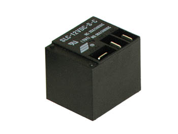 Heavy-duty Relay Pcb Spdt(1x On-on)12vdc/20-30a