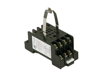 Socket For Heavy Duty Relay - 14 Pins