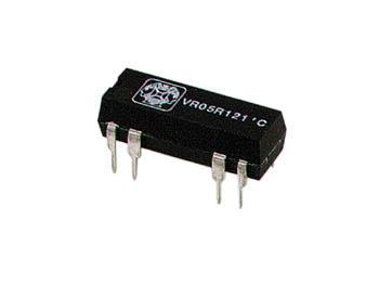 DIL relee: 0.5A/10W MAX. 1 x on 5Vdc