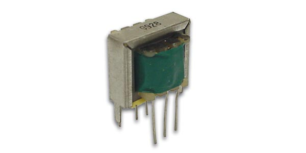 TELEPHONE TRANSFORMERS 600E/600E - NOT ENCAPSULATED