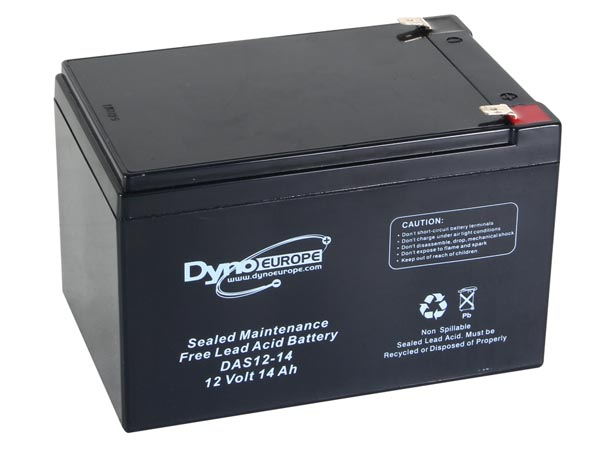 Lead Acid Battery 12v-14ah 150x97x99mm