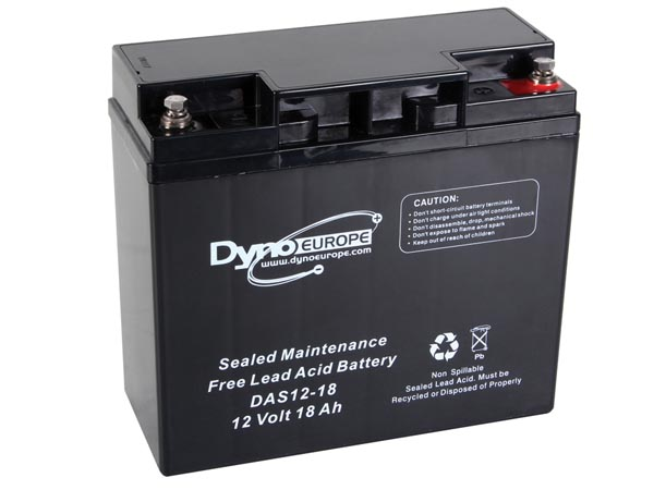 Lead Acid Battery 12v-18ah 180x76x167mm