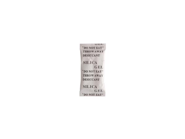 SILICA GEL 2 g (48 x 25 x 4 mm) - 100 pcs