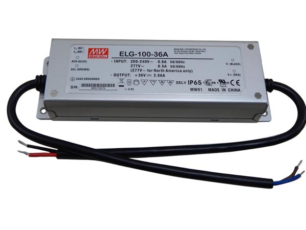 SWITCHING POWER SUPPLY - SINGLE OUTPUT - 100 W - 36 V
