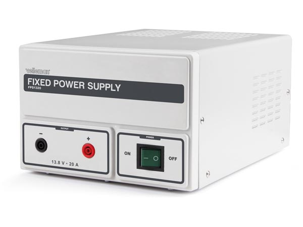 Fixed Power Supply 13.8v / 20a