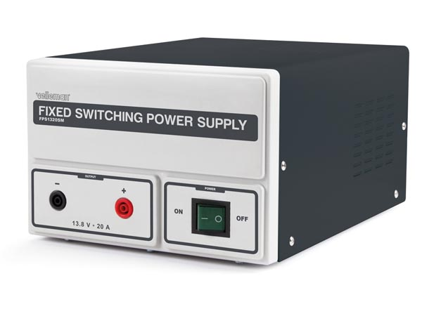 Fixed Switching Power Supply 13.8v / 20a