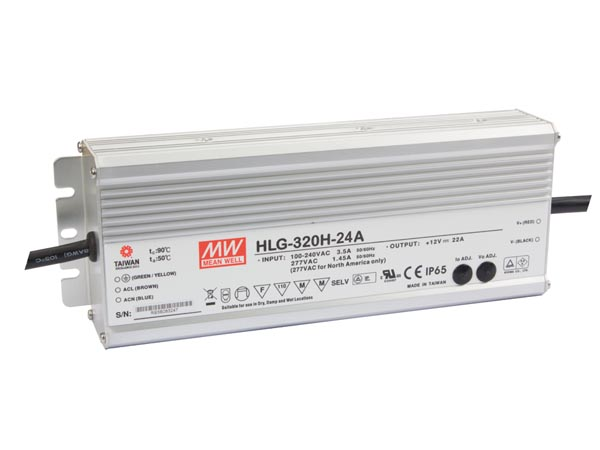 SWITCHING POWER SUPPLY - SINGLE OUTPUT - 320 W - 24 V