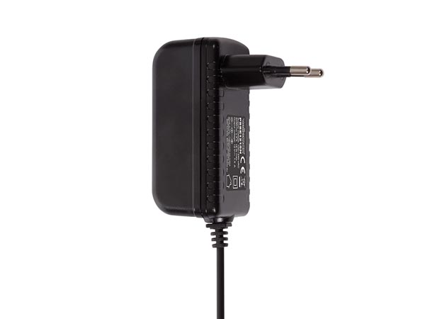 COMPACT SWITCHING POWER SUPPLY - 12 VDC - 1.5 A - 18 W