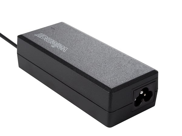 COMPACT SWITCHING ADAPTOR - 24 VDC - 3 A - 72 W WITH 2.1 x 5.5 mm CONNECTOR