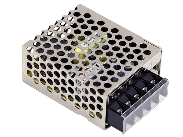 ITE SWITCHING POWER SUPPLY - SINGLE OUTPUT - 15 W - 24 V - CLOSED FRAME