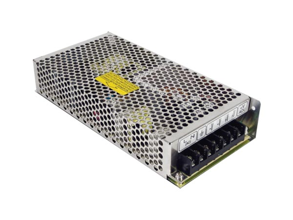 ITE SWITCHING POWER SUPPLY - SINGLE OUTPUT - 150 W - 15 V - CLOSED FRAME - FOR PROFESSIONAL USE ONLY