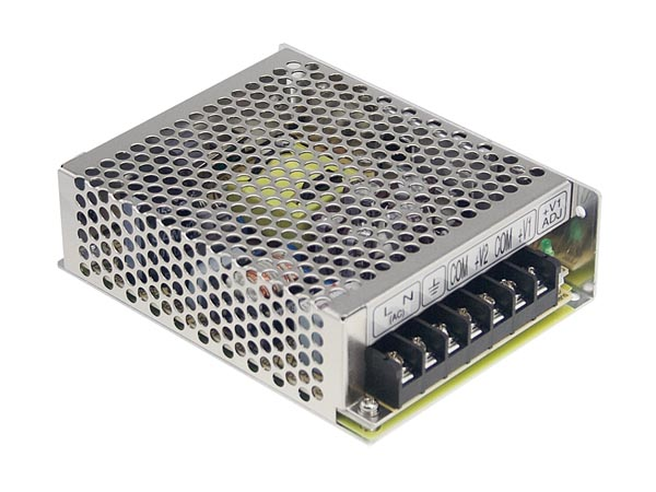 ITE SWITCHING POWER SUPPLY - SINGLE OUTPUT - 50 W - 24 V - CLOSED FRAME